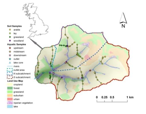 glendell map